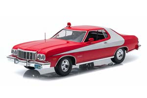 FORD GRAN TORINO 1976 (FROM THE TV SERIES STARSKI AND HATCH) *ФОРД ФОРТ