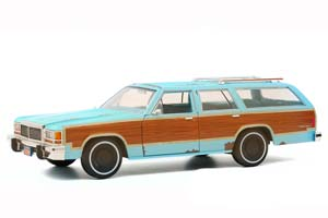 FORD LTD COUNTRY SQUIRE 1979 | ФОРД ЛТД ИЗ К/Ф