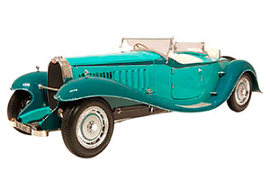 BUGATTI ROYALE ROADSTER ESDERS 1932 GREEN