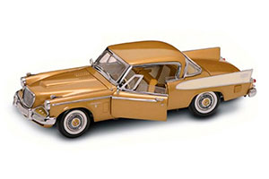 STUDEBAKER GOLDEN HAWK 1958 GOLDEN *СТУДЕБЕКЕР