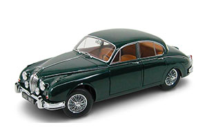 JAGUAR MK 2 3.8 1968 DARK GREEN