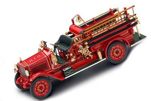 MAXIM C-1 FIRE TRUCK 1923 RED