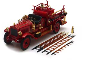 MAXIM C-2 FIRE TRUCK 1923 RED