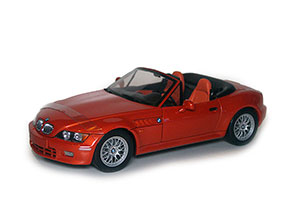 BMW E36 Z3 ROADSTER 2.8 FACELIFTING 1999 ORANGE