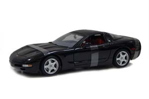 Chevrolet Corvette Coupe C5 1998 Black