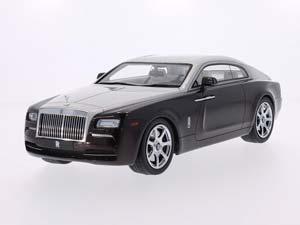 Rolls-Royce Wraith 2015 Dark Brown Metallic/Beige Metallic