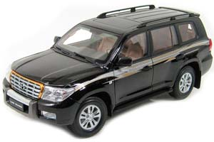 TOYOTA LAND CRUISER LC200 2007-2012 BLACK *ТОЙОТА ТАЙОТА