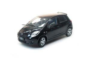 Toyota Yaris 2008 Black