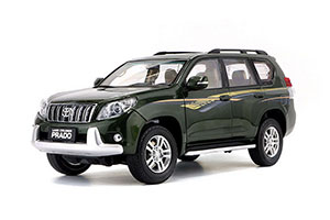 TOYOTA LAND CRUISER PRADO 2014 GREEN *ТОЙОТА ТАЙОТА