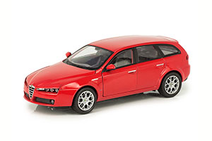 ALFA ROMEO 159 SPORTWAGON 2007 RED *АЛЬФА РОМЕО