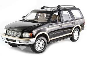 Ford ExpEdition Eddie Bauer 1998 Black