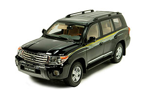 TOYOTA LAND CRUISER LC200 UPLIFTING 2012-2015 BLACK *ТОЙОТА ТАЙОТА