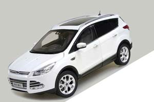 FORD KUGA (ESCAPE) 2013 WHITE