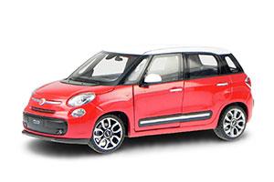 FIAT 500L 2013 RED