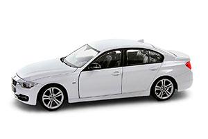 BMW 335I 3-SERIES F30 WHITE