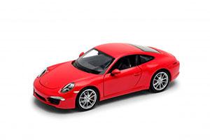 PORSCHE 911 (991) CARRERA S RED
