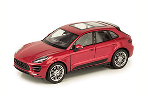 PORSCHE MACAN TURBO 2014 RED *ПОРШЕ ПОРШ
