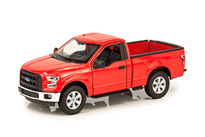 FORD F-150 2015 RED