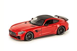 MERCEDES-AMG С190 GT-R 2017 RED