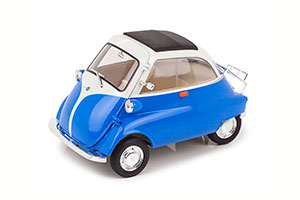 BMW ISETTA 250 YEAR 1959 BLUE/ WHITE