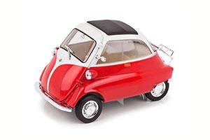 BMW ISETTA 1959 RED/WHITE