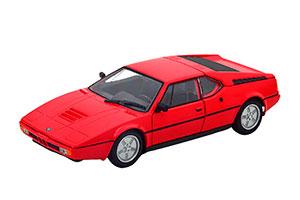 BMW M1 E26 1987 RED