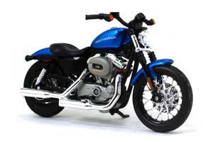 HARLEY-DAVIDSONXL 1200N NIGHTSTER 2013 BLUE METALLIC