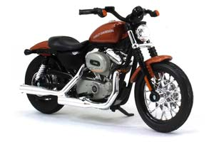 HARLEY-DAVIDSON XL 1200N NIGHTSTER 2007 BRONZE BROWN *ХАРЛИ ХАРЛЕЙ ДЕВИДСОН ДЭВИДСОН