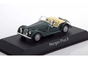 MORGAN PLUS 8 1980 BRITISH RACING GREEN