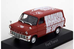 FORD TRANSIT VAN (VAN) 1965 RED