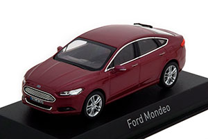 FORD MONDEO 2014 RED METALLIC