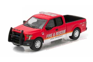 FORD F 150 FIRE & RESCUE SPECIAL SERVICE 2015 *ФОРД ФОРТ