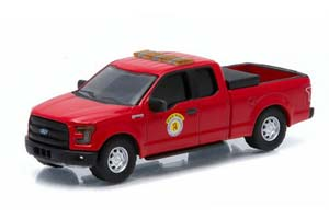 FORD F-150 ARLINGTON HEIGHTS PUBLIC WORKS TRUCK 2015 *ФОРД ФОРТ