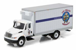 INTERNATIONAL DURASTAR BOX VAN LOS POLLOS HERMANOS 2013 (FROM THE TV SERIES BREAKING BAD) *ИНТЕРНЭШНЛ