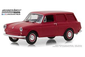 VW VOLKSWAGEN 1600 PANEL VAN 1968 VELOUR RED *ФОЛЬКСВАГЕН ФОЛЬЦВАГЕН