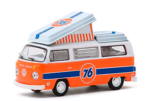 VW VOLKSWAGEN T2 WESTFALIA CAMPMOBILE UNION 76 1973 *ФОЛЬКСВАГЕН ФОЛЬЦВАГЕН