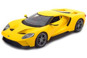 FORD GT 2020 YELLOW METALLIC *ФОРД ФОРТ