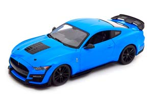 FORD SHELBY MUSTANG GT500 2020 BLUE