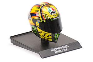 HELMET VALENTINO ROSSI MOTOGP 2015 *ШЛЕМ