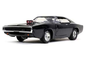 DODGE CHARGER DOM'S 1970 FAST AND FURIOUS 9 2021 BLACK *ДОДЖ