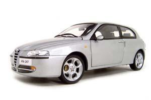 Alfa Romeo 147 2001 Silver