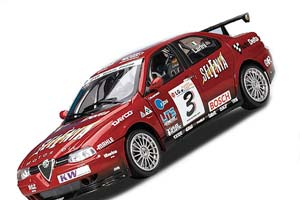 Alfa Romeo 156 GTA #3 Larini GTA Racing 2002