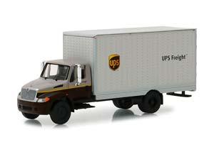 INTERNATIONAL DURASTAR BOX VAN UNITED PARCEL SERVICE 2013 *ИНТЕРНЭШНЛ