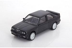 BMW E30 M3 1986 BLACK