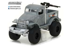 DODGE MILITARY 1/2 TON 4X4 PICK UP 1941 SILVER
