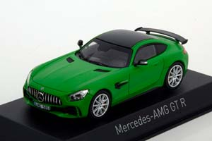 MERCEDES S190 AMG GT-R 2017 GREEN METALLIC