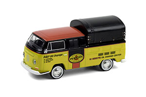 VW VOLKSWAGEN T2 DOKA WITH CANOPY