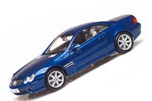 Mercedes R231 SL-Class SL 500 2003 Blue