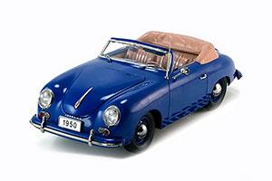 PORSCHE 356 CABRIOLET 1950 BLUE *ПОРШЕ ПОРШ