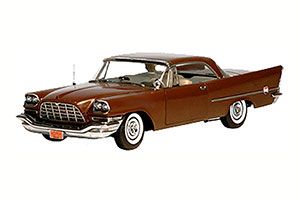 CHRYSLER 300C 1957 BROWN *КРАЙСЛЕР КРЮССЛЕР